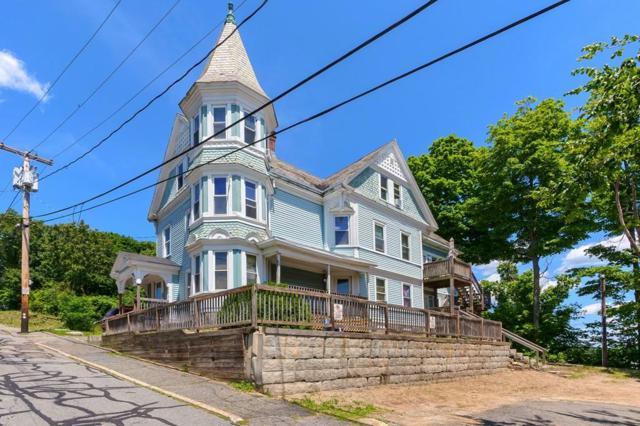 9 Mount Vernon St, Fitchburg, MA 01420 (MLS #72533948) :: Westcott Properties