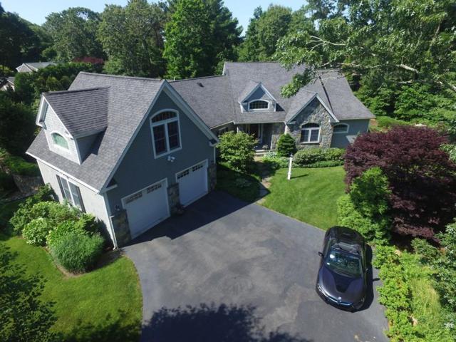 8 Cove Circle, Marion, MA 02738 (MLS #72534278) :: Westcott Properties