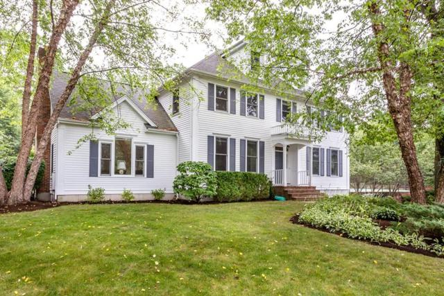 21 York Brook Rd, Canton, MA 02021 (MLS #72534318) :: Apple Country Team of Keller Williams Realty