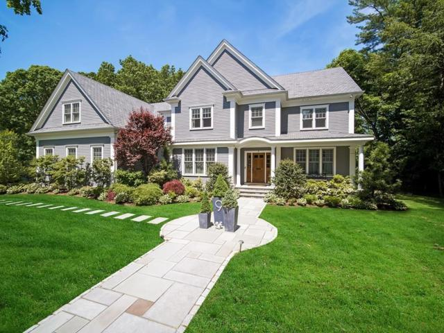 9 Wynnewood Road, Wellesley, MA 02481 (MLS #72534521) :: Westcott Properties