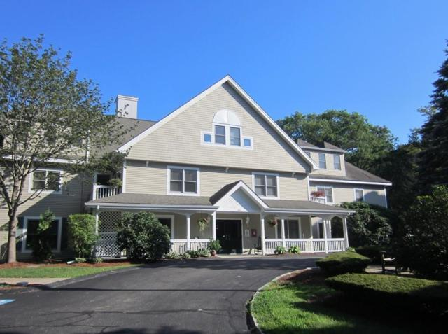 140 Lincoln Rd #10, Lincoln, MA 01773 (MLS #72534537) :: Spectrum Real Estate Consultants