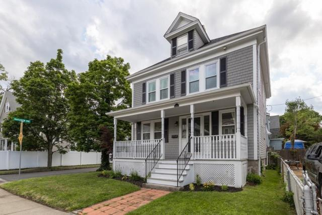 21 Tremont St, New Bedford, MA 02740 (MLS #72534558) :: The Muncey Group