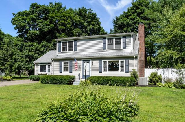 11 Turner Road, Wellesley, MA 02482 (MLS #72534564) :: The Russell Realty Group