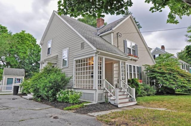 4 Dumbarton Street, Andover, MA 01810 (MLS #72534620) :: Maloney Properties Real Estate Brokerage