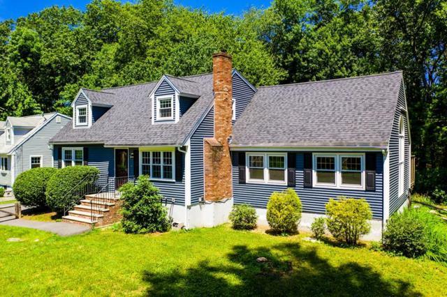 4 Hughes Lane, Billerica, MA 01821 (MLS #72534642) :: Maloney Properties Real Estate Brokerage