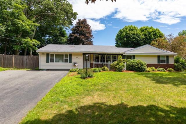 21 Dublin, Peabody, MA 01960 (MLS #72534655) :: Kinlin Grover Real Estate