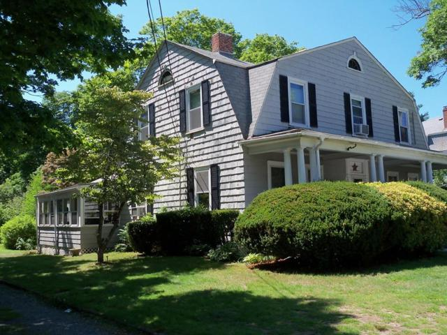 176 Highland Street, Taunton, MA 02780 (MLS #72534661) :: The Muncey Group