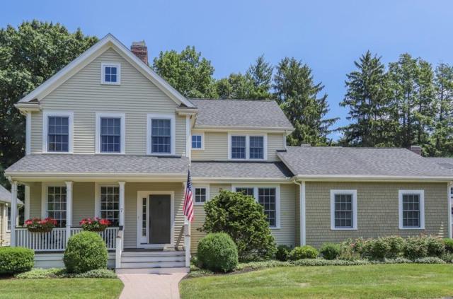 7 Wallis Dr #7, Wenham, MA 01984 (MLS #72534695) :: Maloney Properties Real Estate Brokerage
