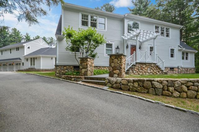 133 Sudbury Rd, Weston, MA 02493 (MLS #72534708) :: Parrott Realty Group