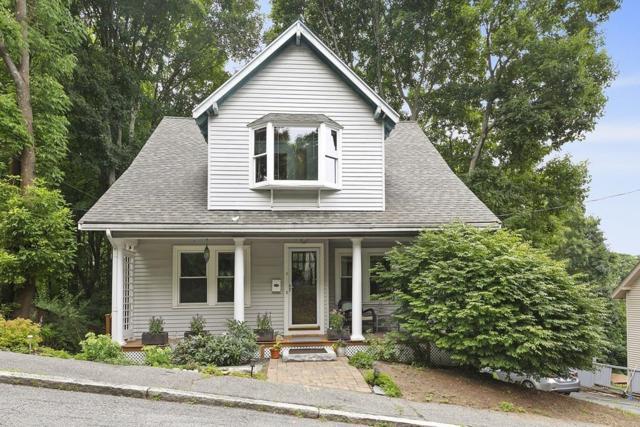5 Hillside Ave, Wakefield, MA 01880 (MLS #72534718) :: Vanguard Realty