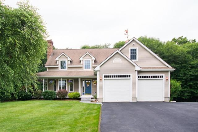 222 Pine Street, Rehoboth, MA 02769 (MLS #72534761) :: Anytime Realty