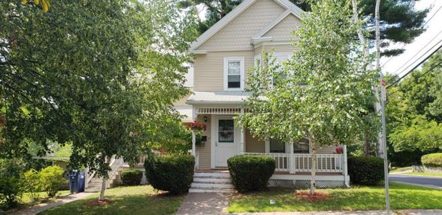 86 Highland Street, Boston, MA 02136 (MLS #72534787) :: The Muncey Group
