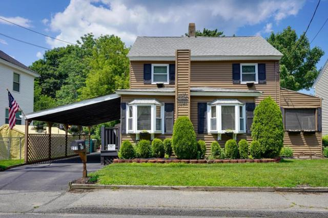 277 Central Street, Hudson, MA 01749 (MLS #72534801) :: Parrott Realty Group