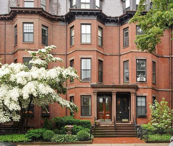 385 Beacon Street, Boston, MA 02116 (MLS #72534820) :: The Russell Realty Group