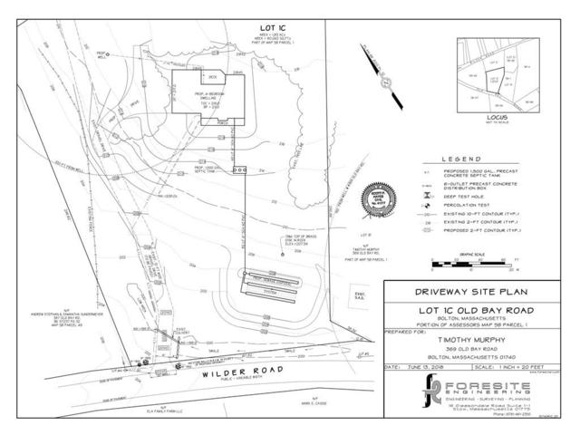 Lot 1C Old Bay Rd, Bolton, MA 01740 (MLS #72534871) :: Compass
