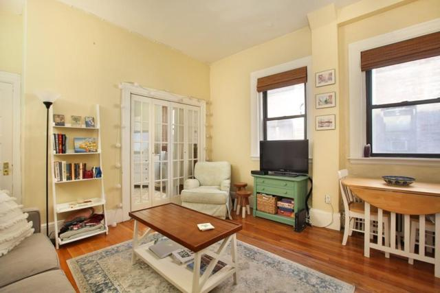 386 Commonwealth Ave #42, Boston, MA 02215 (MLS #72534893) :: The Russell Realty Group