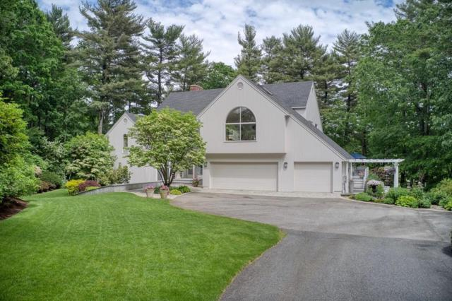 14 W Parish Lane, Boxford, MA 01921 (MLS #72534916) :: The Gillach Group