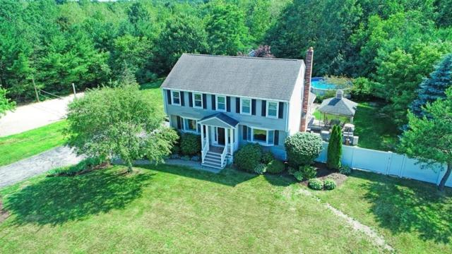 9 Angela Dr, Foxboro, MA 02035 (MLS #72534979) :: Primary National Residential Brokerage