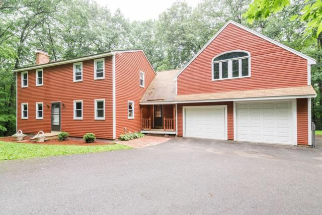 99 West St, Pepperell, MA 01463 (MLS #72535057) :: Parrott Realty Group