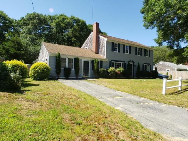 25 Monroe Ln, Yarmouth, MA 02673 (MLS #72535083) :: The Russell Realty Group