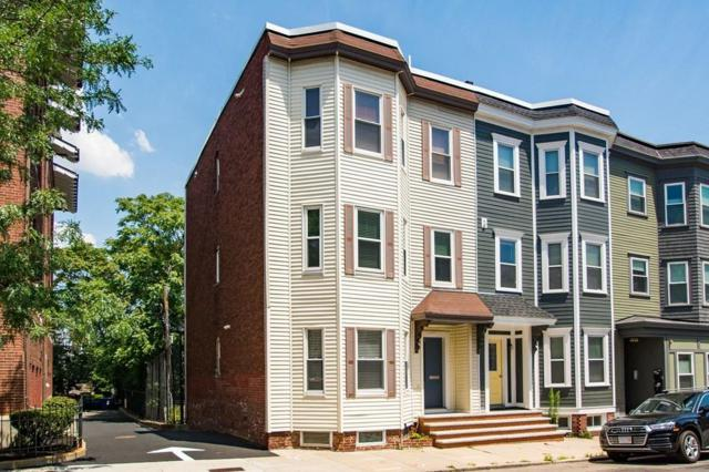 492 E 3Rd St #2, Boston, MA 02127 (MLS #72535108) :: Apple Country Team of Keller Williams Realty