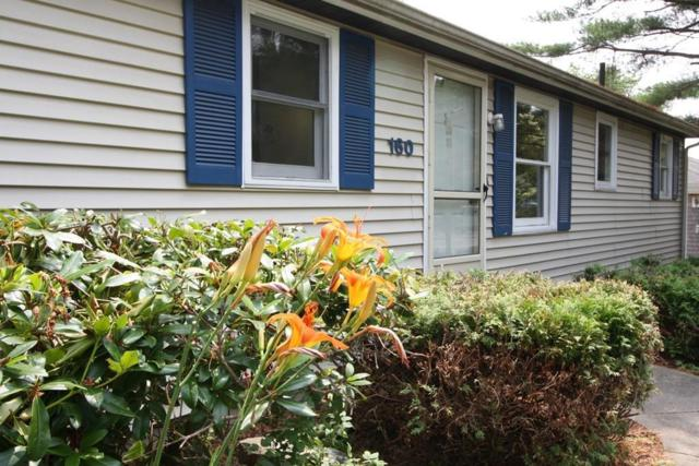 160 Wood Rd, Yarmouth, MA 02664 (MLS #72535122) :: Welchman Torrey Real Estate Group