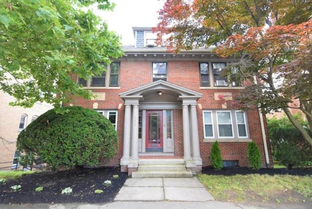 793 Washington St, Brookline, MA 02446 (MLS #72535204) :: The Muncey Group