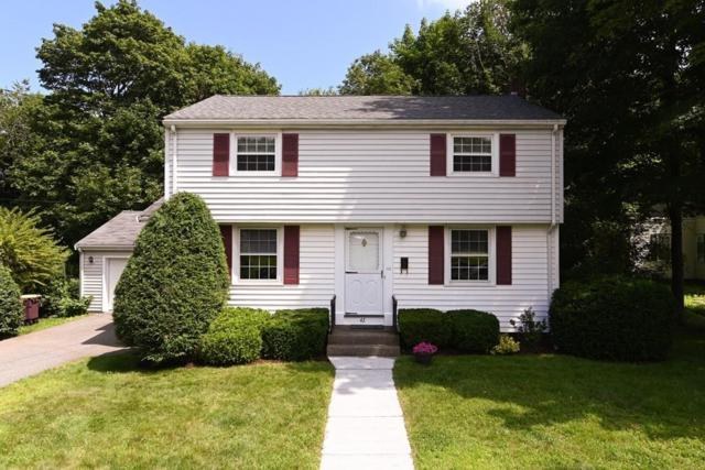 42 Unicorn Ave, Weymouth, MA 02189 (MLS #72535230) :: Kinlin Grover Real Estate