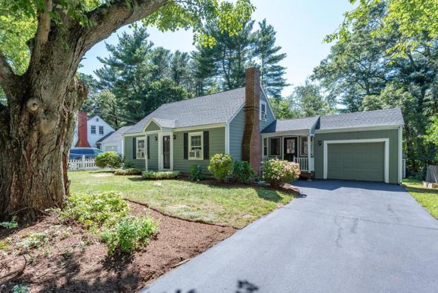 49 S Elm Street, West Bridgewater, MA 02379 (MLS #72535272) :: The Russell Realty Group