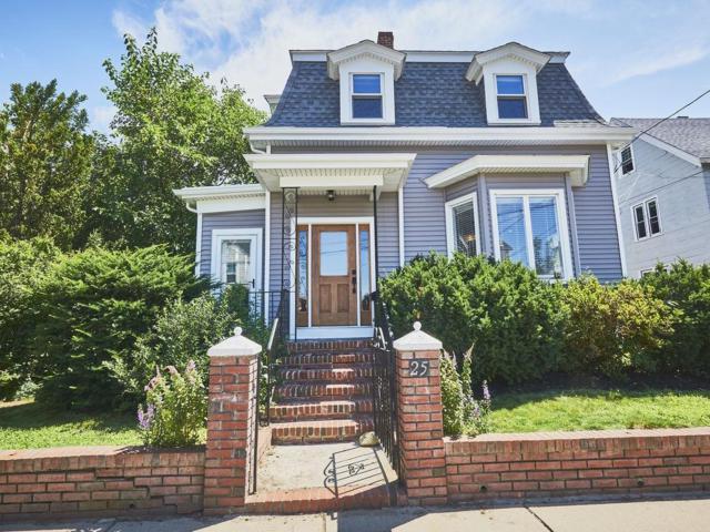 25 Vine St, Medford, MA 02155 (MLS #72535277) :: Welchman Torrey Real Estate Group