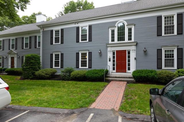 55 West Street 4A, Medfield, MA 02052 (MLS #72535283) :: Kinlin Grover Real Estate