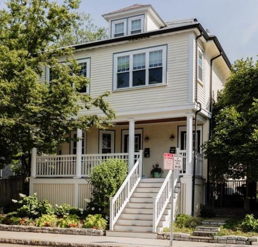 14 Malcolm Road #1, Cambridge, MA 02138 (MLS #72535295) :: The Russell Realty Group