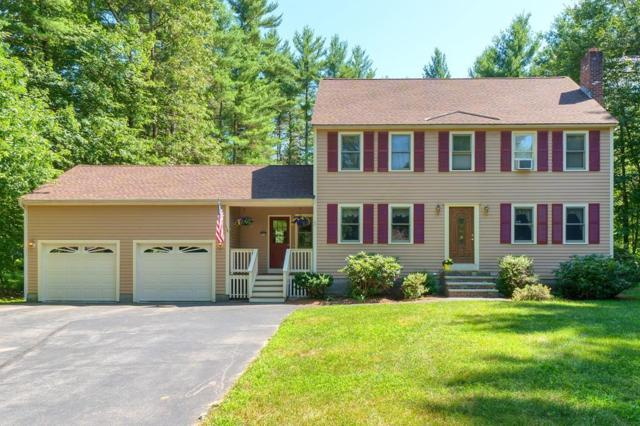 35 Crosswinds Dr, Groton, MA 01450 (MLS #72535296) :: Exit Realty