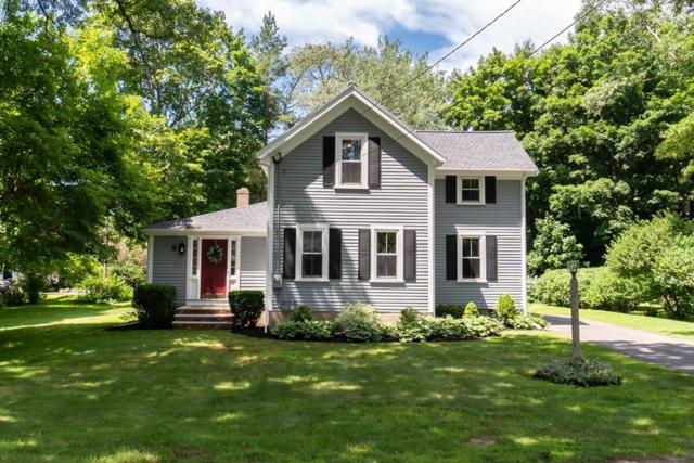 9 Howard St, Wenham, MA 01984 (MLS #72535317) :: The Russell Realty Group