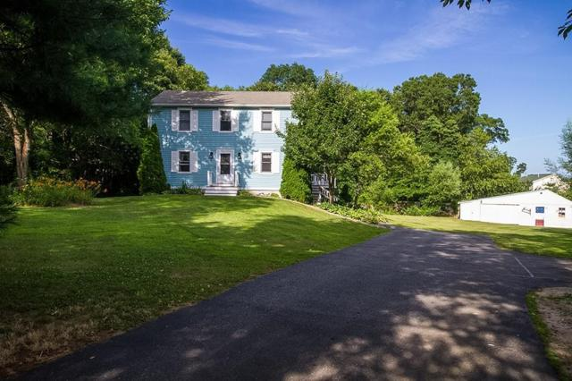 503 Purchase St, Swansea, MA 02777 (MLS #72535324) :: Driggin Realty Group