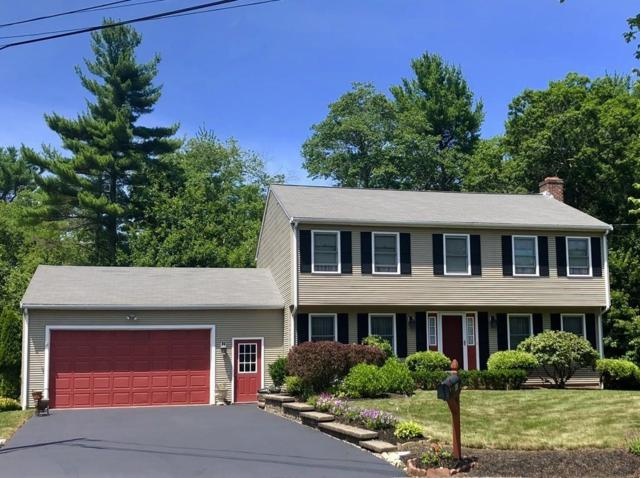 80 Marjorie Way, Taunton, MA 02780 (MLS #72535327) :: Driggin Realty Group