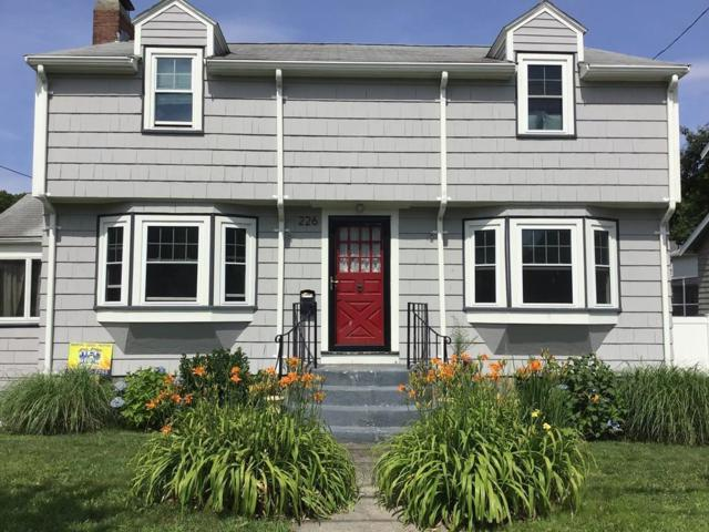 226 Harvard St, Quincy, MA 02170 (MLS #72535369) :: Primary National Residential Brokerage