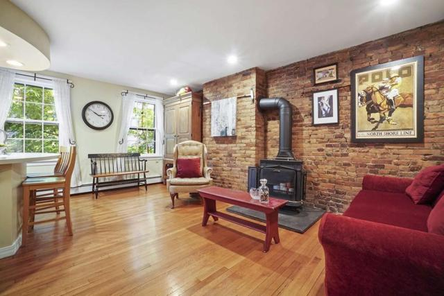 38 Lawrence St #19, Boston, MA 02116 (MLS #72535444) :: The Muncey Group