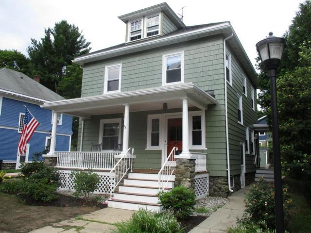 93 Haseltine Street, Haverhill, MA 01835 (MLS #72535584) :: Exit Realty