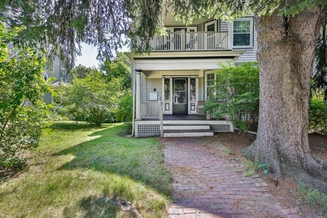 145 Forest St #1, Medford, MA 02155 (MLS #72535588) :: Team Patti Brainard