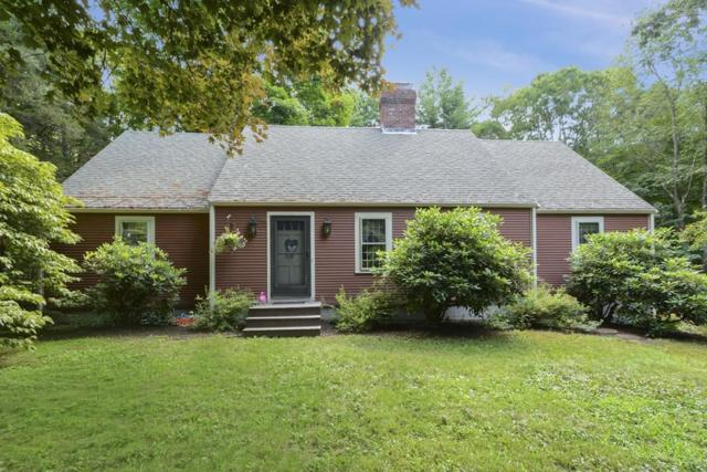 10 Weathers Lane, Bolton, MA 01740 (MLS #72535610) :: Kinlin Grover Real Estate