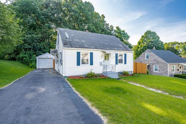 40 City View Avenue, West Springfield, MA 01089 (MLS #72535648) :: NRG Real Estate Services, Inc.