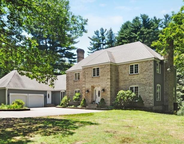 267 Concord Road, Lincoln, MA 01773 (MLS #72535650) :: The Muncey Group