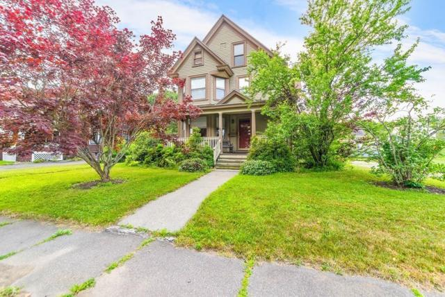 22 Cleveland Street, Greenfield, MA 01301 (MLS #72535674) :: Spectrum Real Estate Consultants
