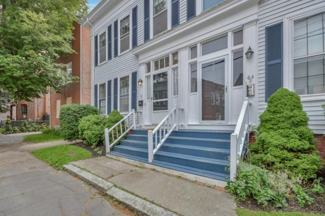 66 Middle St #2, Newburyport, MA 01950 (MLS #72535693) :: Exit Realty