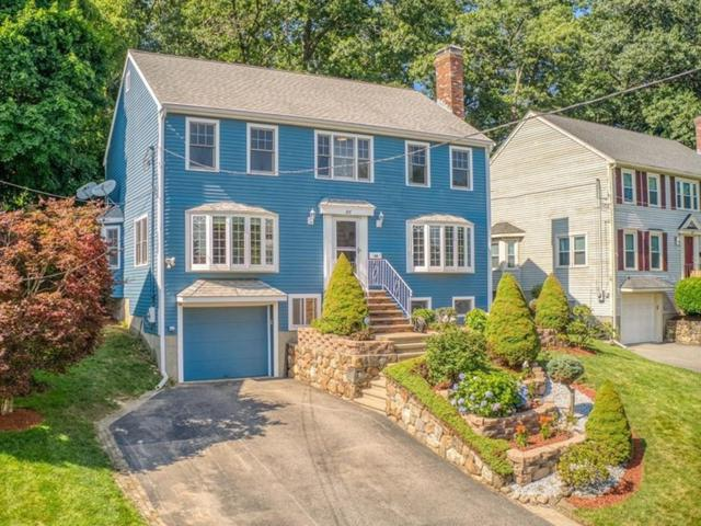86 Prescott St, Medford, MA 02155 (MLS #72535741) :: Team Patti Brainard