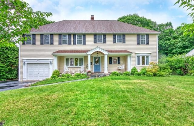 28 Pond Plain Road, Westwood, MA 02090 (MLS #72535760) :: Trust Realty One