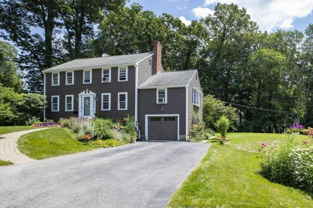 16 Lotus Ave, Scituate, MA 02066 (MLS #72535802) :: Apple Country Team of Keller Williams Realty