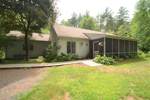 121 Dudleyville Road, Leverett, MA 01054 (MLS #72535819) :: Spectrum Real Estate Consultants