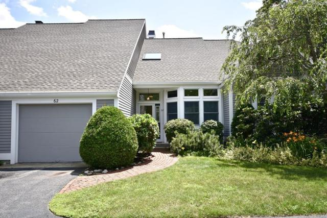 62 Hidden Bay Drive #62, Dartmouth, MA 02748 (MLS #72535877) :: Sousa Realty Group